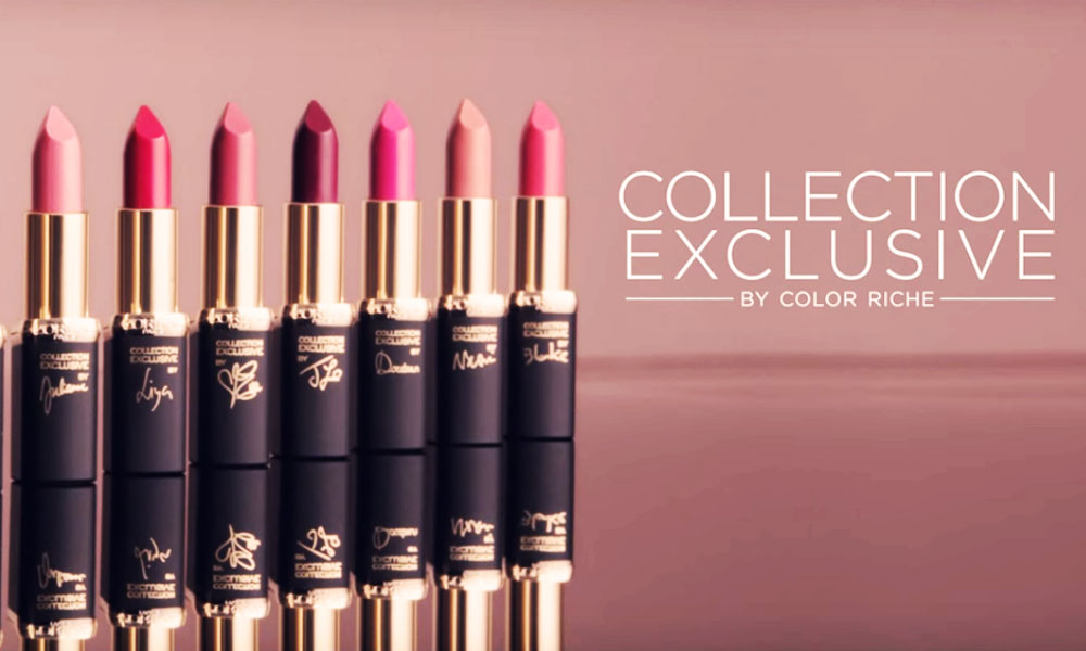 Loreal-lipsticks