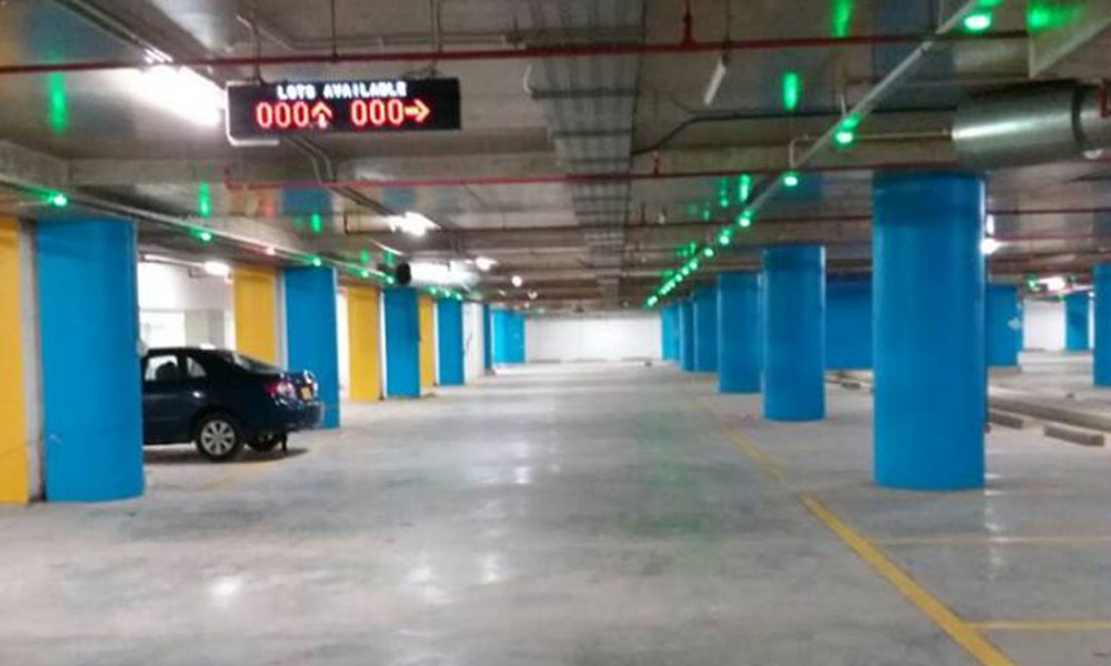 LuckyOne-Mall-Parking