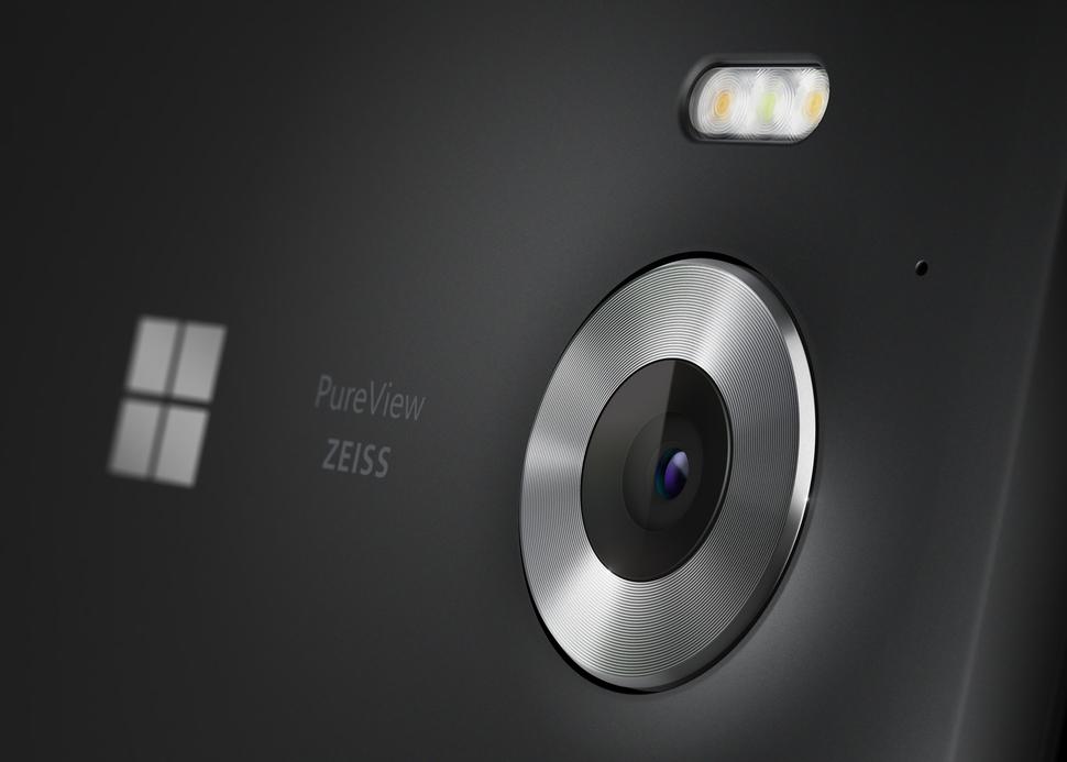 Lumia 950 camer