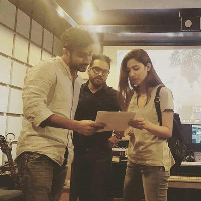 Mahira Khan in Actor in Law