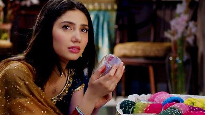 Mahira Khan in Bin Roye movie
