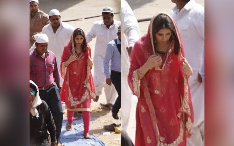Mahira Khan in Raees