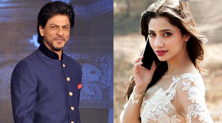 Mahira - SRK