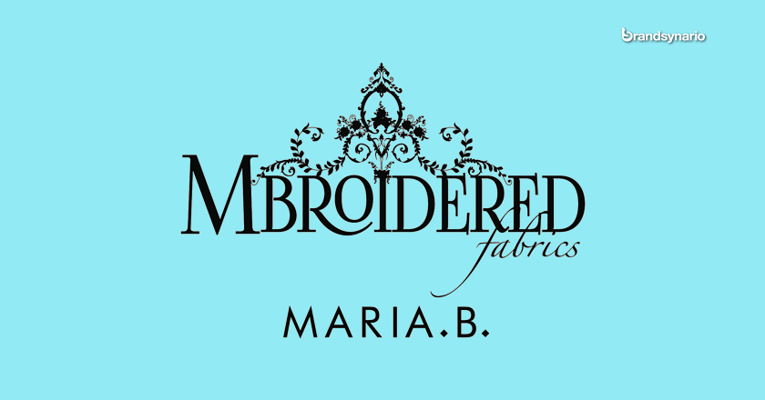 Maria B Introduces New Brand Collection Mbroidered