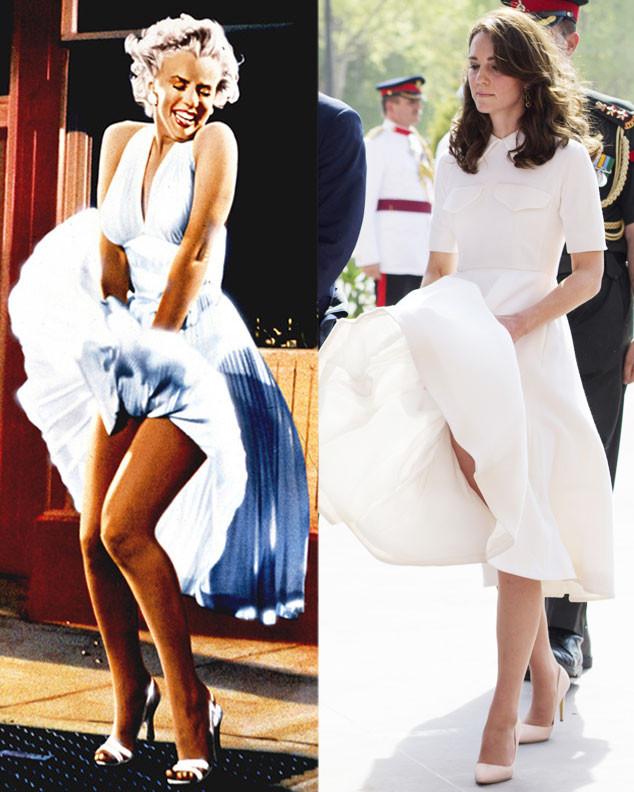 Marilyn-Monroe-Kate-Middleton