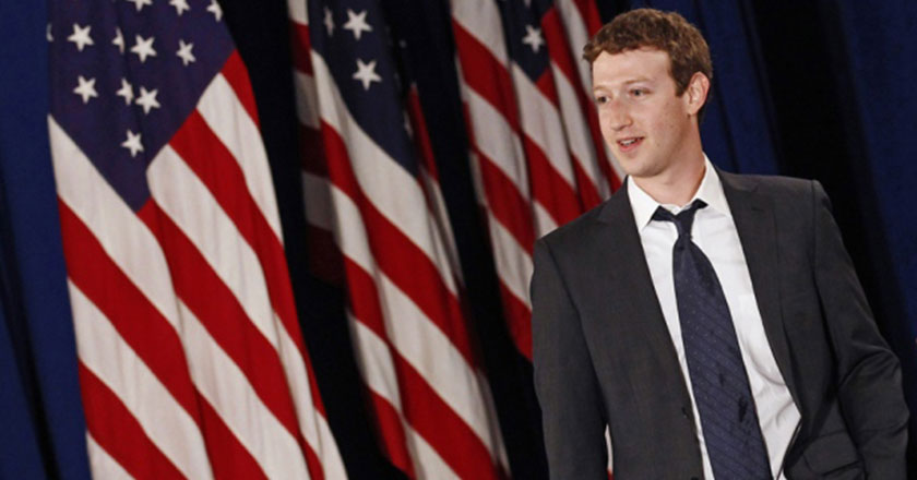 Mark Zuckerberg Named the Biggest Donor for 2013