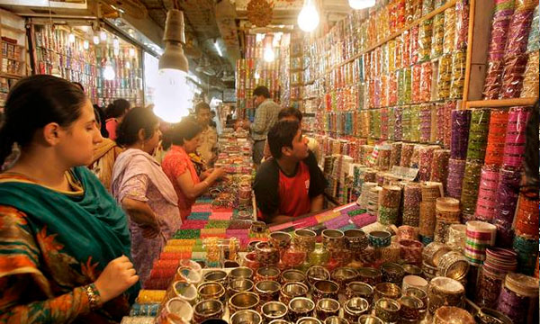Markets in Lahore