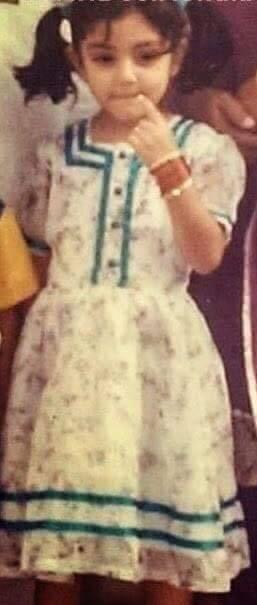 maya-ali-childhood picture