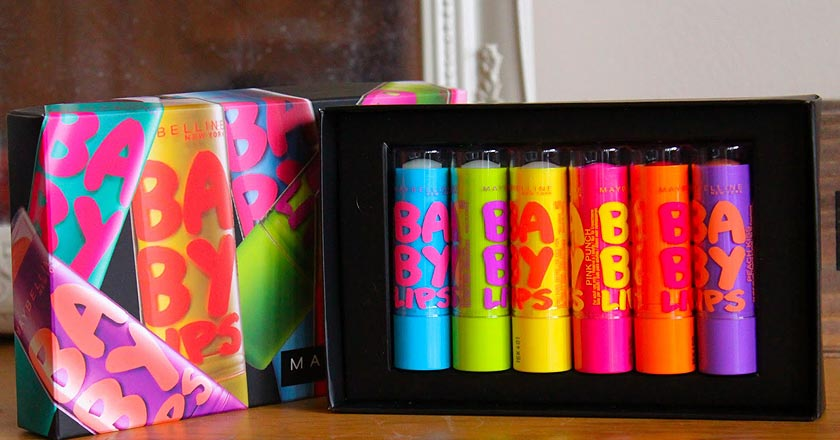 Maybelline Introduces Baby Lips Balm in Pakistan