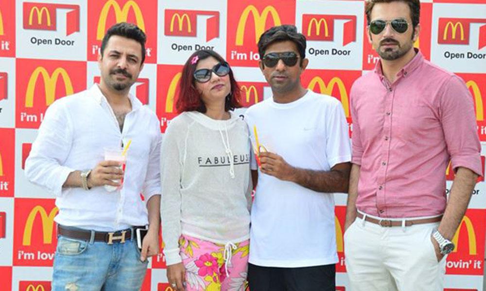 McDonald's Open Door 3