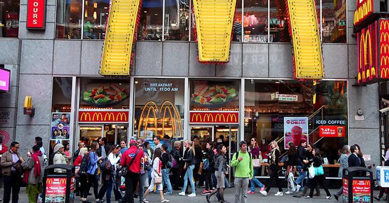 McDonalds in Vietnam I m Lovin it