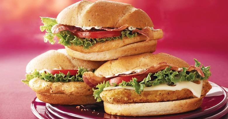 McDonalds new variety in the Quarter Pounder Line