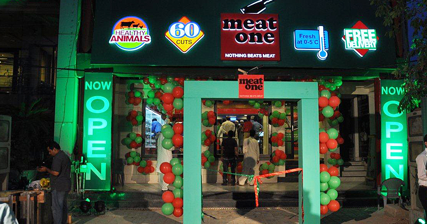 Meat One Opens Its First Outlet in Lahore