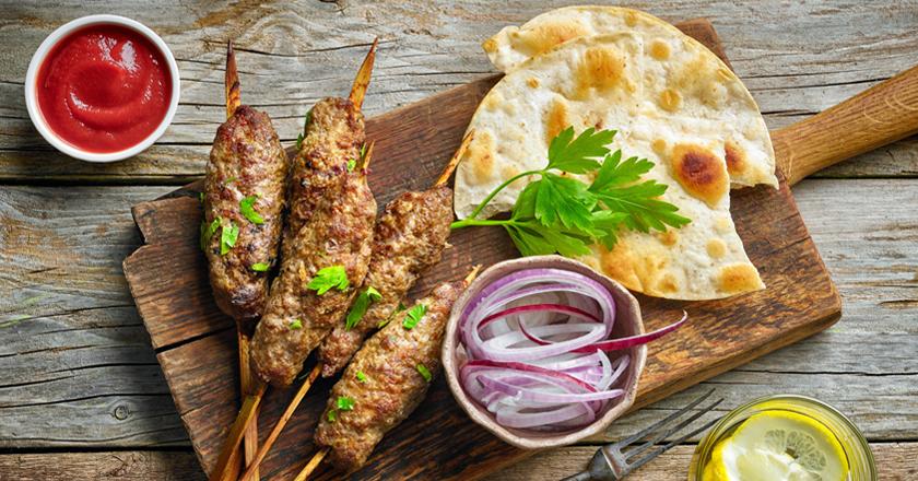 Meerath Kay Gola Kabab