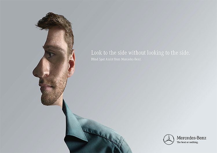 Mercedes-Benz Radar Based Technology Campaign