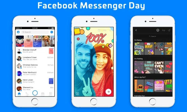 Messenger-Day