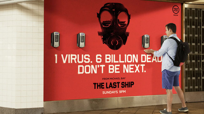 Michael Bay TNT Series - The Last Ship