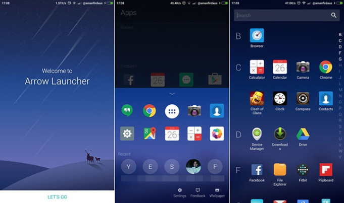 Microsoft-Arrow-Launcher-Brandsynario