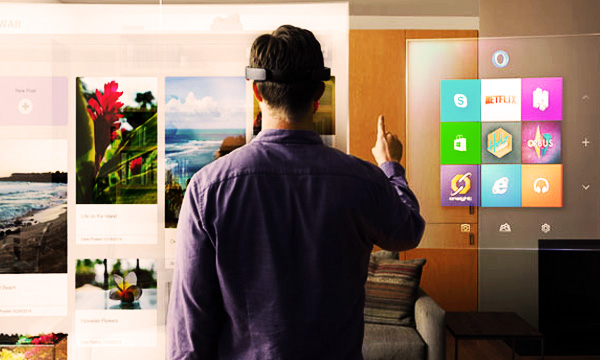 Microsoft-Hololense
