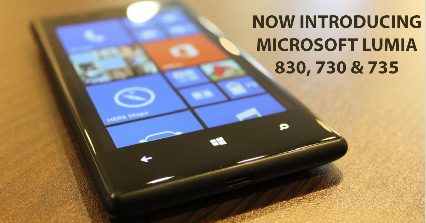 Microsoft Lumia 830 730 735 Launch Specs And Price In Pakistan