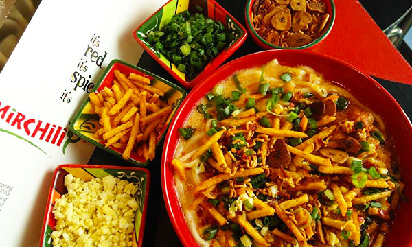 7 Best Places to Order Khao Suey from in Karachi