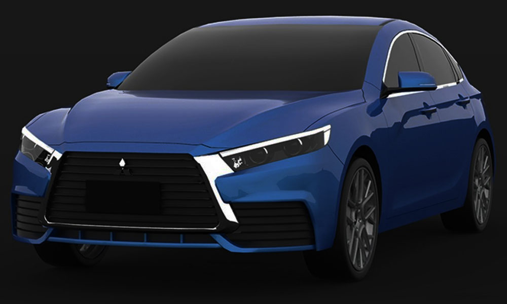 New Mitsubishi Lancer 2018 >> Mitsubishi Lancer 2018 Officially Launched! [View Pictures] - Brandsynario