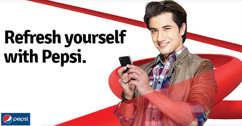 Mobilink Allows Customer to Purchase Pepsi through Vending Machine