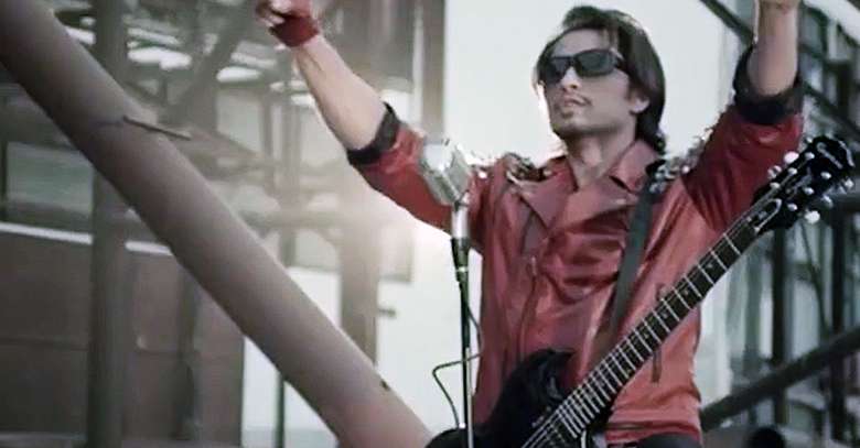 Mobilink Launches another Mediocrity Featuring Ali Zafar