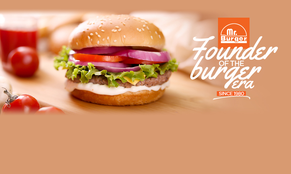 Mr Burger Pakistans First Fast Food Chain