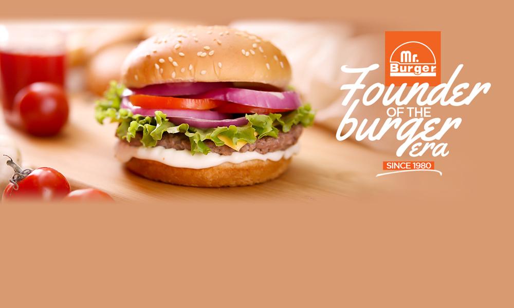 Mr. Burger - Pakistan's First Fast Food Chain