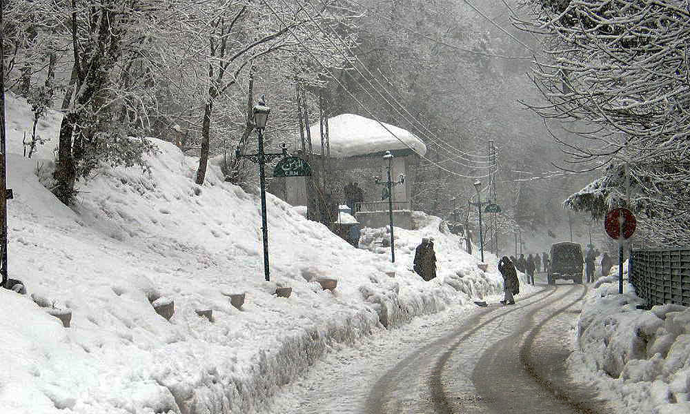 5 Reasons You Should Spend Your Winters In Murree