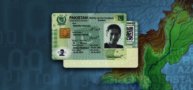 NADRA Pakistan CNIC.Brandsynario