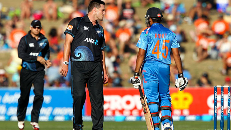 NZ vs India