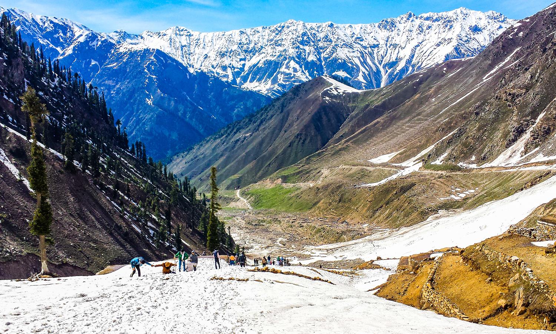Naran, Kaghan Valley