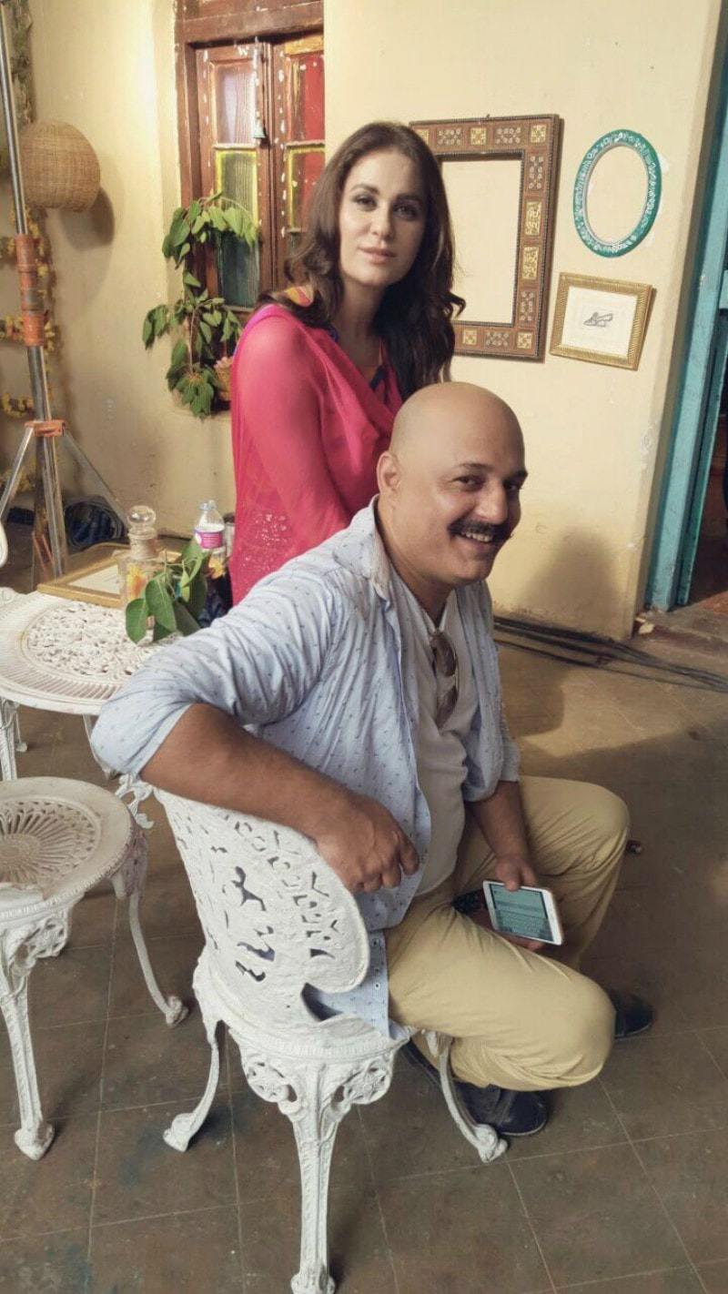 Nausheen Shah and Ali Azmat to star in Two +Two