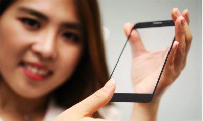 New-technology-Puts-smartphone-fingerprint-under-screen