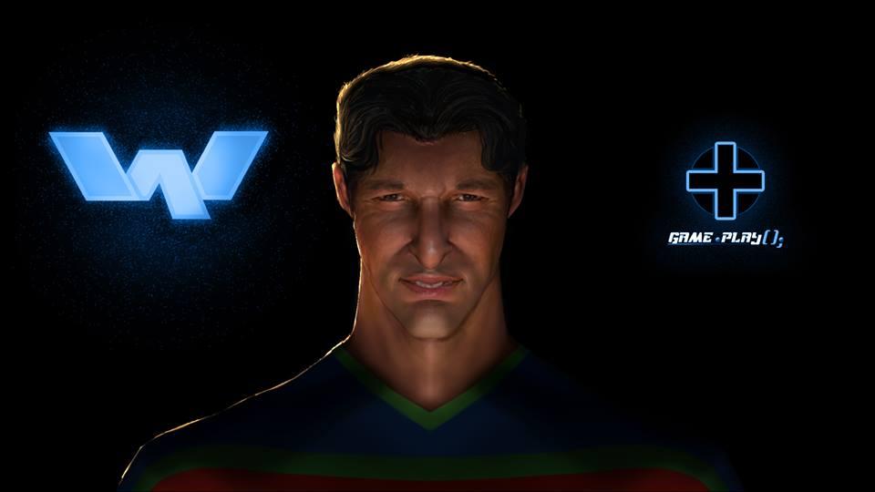 Wasim Akram's video game
