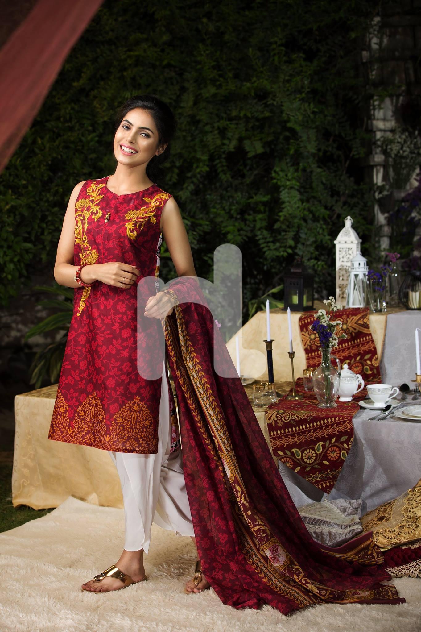 Nishat Linen Eid Collection 2016 - Brandsynario