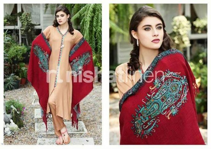 Nishat Linen Winter Collection Pret (1)