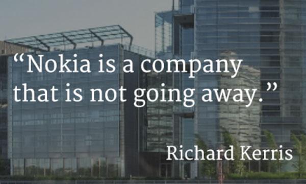 Nokia-Comeback.