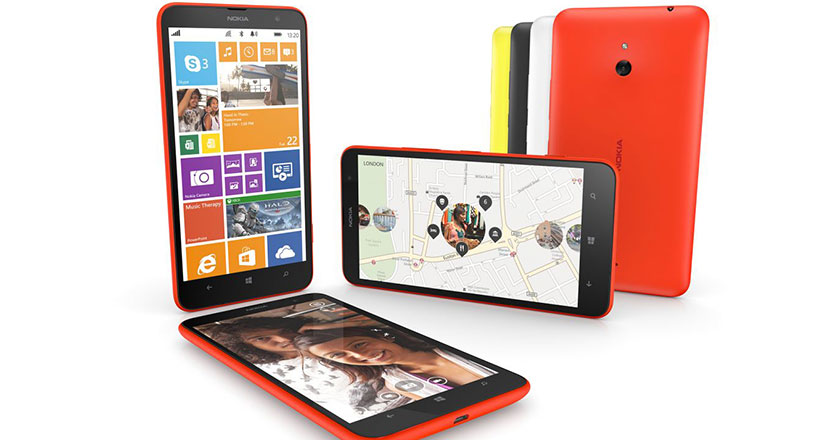 Nokia Lumia 1320 Available in Pakistan for PKR 39800