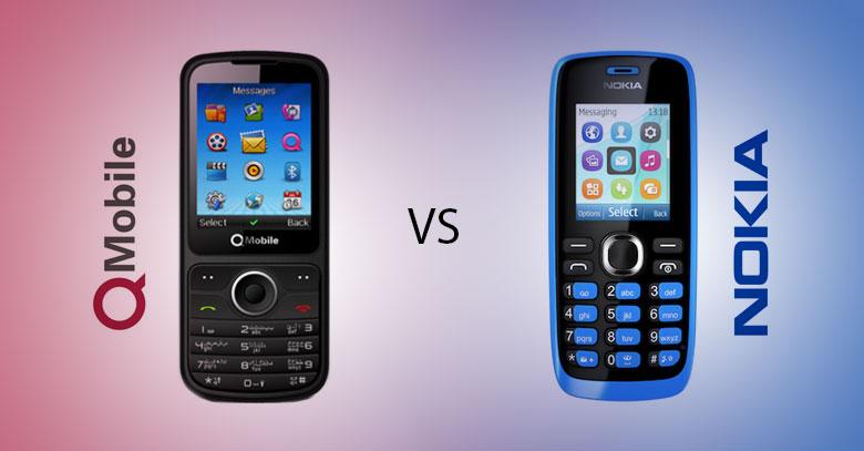 Nokia VS Q Mobile A Pakistani Retrospect