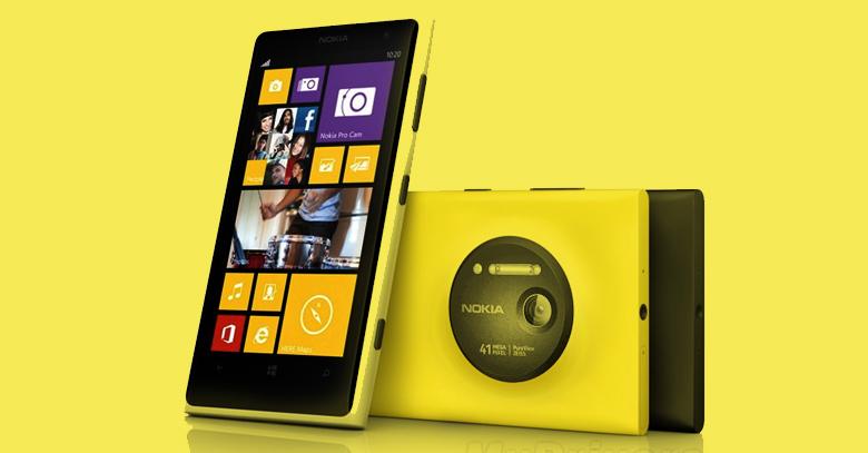Nokia launches 41MP Lumia 1020 for Windows Phone 8