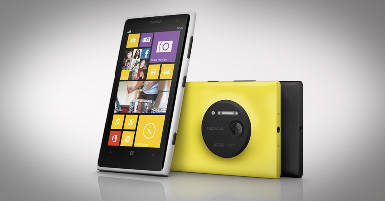 Nokia takes over the Windows Phone category