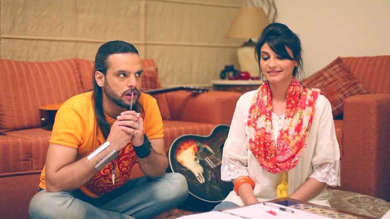 Nouman Javed and Fariha Pervaiz