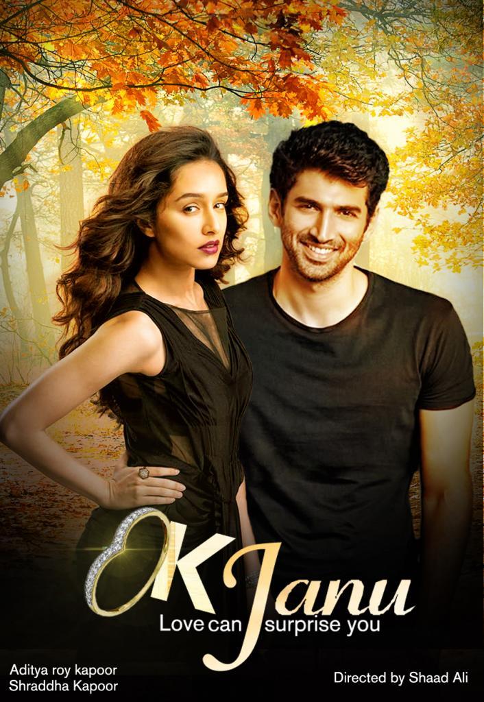 OK Jaanu Movie