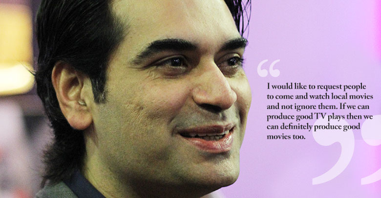 One on One With HUMAYUN SAEED