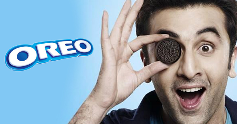 Oreo features Ranbir Kapoor fighting with his sibling