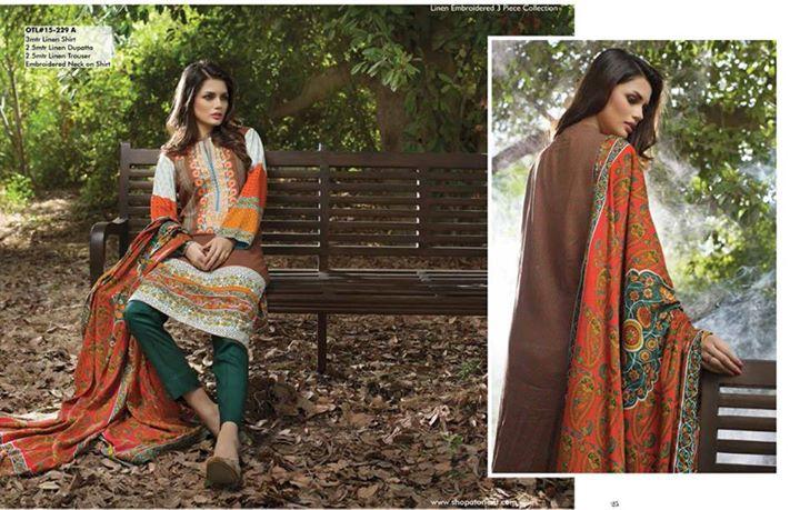 Orient Textile Winter Collection 2015 (20)