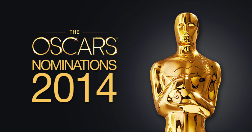 Oscars 2014 American Hustle and Gravity Dominate the Nominations List